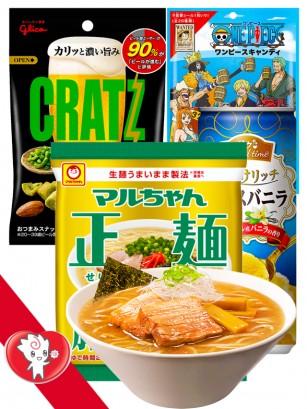 JAPONSHOP TREAT Menú Individual Nº4 Caja Sorpresa | Pedido GRATIS!