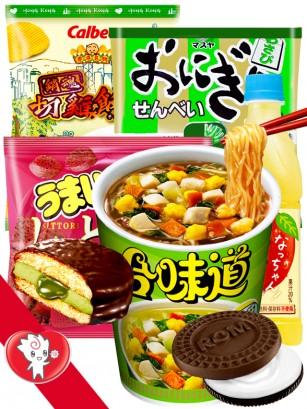 JAPONSHOP TREAT Menú Individual Nº2 Caja Sorpresa | Pedido GRATIS!