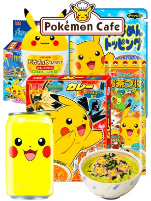 Menu Pokemon Café Restaurant  | Pedido GRATIS!