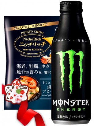 Batalla Outlet Monster Cola DUO Chips Kokeiya | Gift