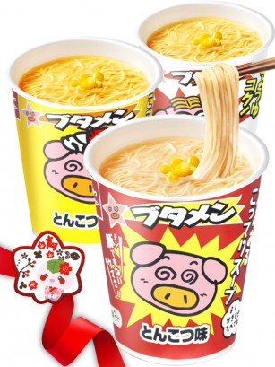 JaponShop Butamen Outlet Ramen | Top Hits Gift Selection