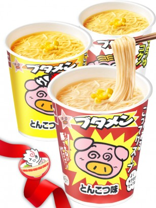 JaponShop Butamen Outlet Ramen | Top Hits Gift Selection