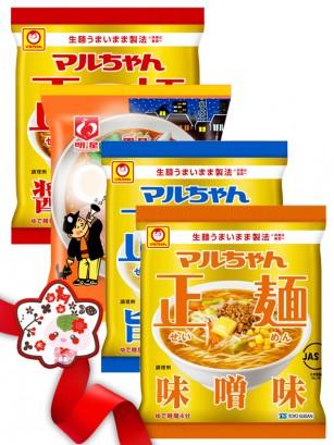 JaponShop Nihon Box Ramen | Top Hits Gift Selection