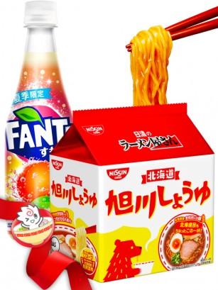 JaponShop Fanta & Ramen Hokkaido | Top Hits Gift Selection