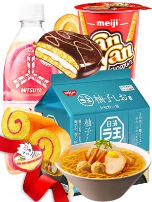 JaponShop Box Ramen | Top Hits Gift Selection