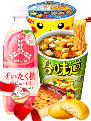JaponShop Pokemon & Friends Ramen Outlet | Top Hits Gift Selection