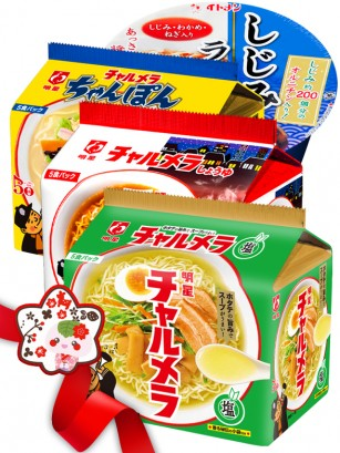 JaponShop Premium Box Ramen | Top Hits Gift Selection | Unidades
