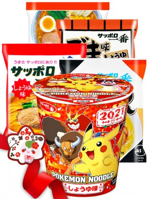 JAPONSHOP TREAT Ramen Donburi Pokemon | Pedido GRATIS!