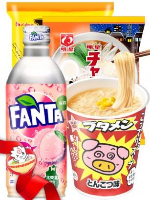 JaponShop Itomen Box Ramen | Top Hits Gift Selection