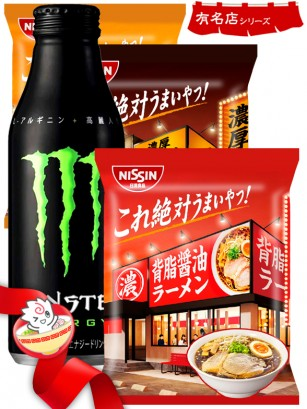 JaponShop Restaurante Zettai Box Ramen | Top Hits Gift Selection