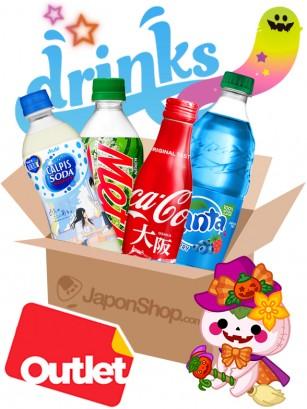 Big Super Outlet Bebidas Caja Sorpresa | Productos muy Rebajados!  | Pedido GRATIS!