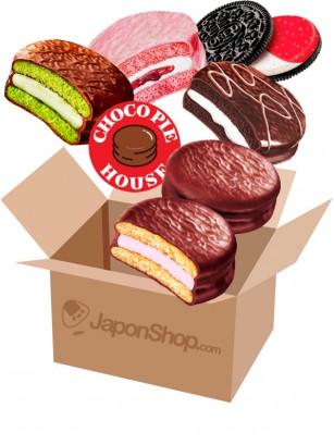 JAPONSHOP Chocopie & Oreo Outlet House Seul | Caja sorpresa