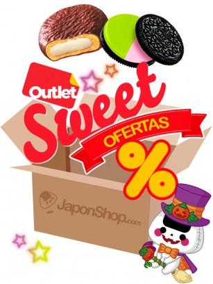Big Super Outlet Dulces Snacks Caja Sorpresa | Productos muy Rebajados! | Halloween | Pedido GRATIS!