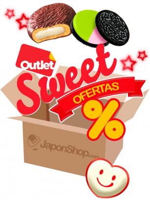Big Super Outlet Dulces Snacks Caja Sorpresa | Productos muy Rebajados! | Pedido GRATIS!