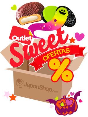 Big Super Outlet Halloween Dulces Snacks Caja Sorpresa | Pedido GRATIS!