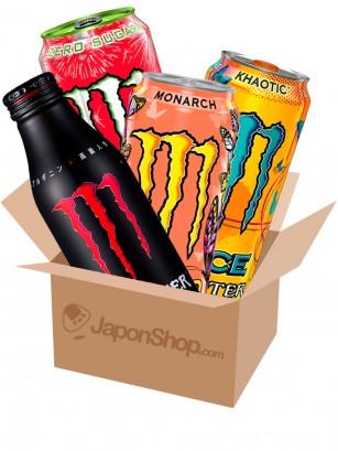 JaponShop Premium Box Monsters & Snacks | Top Hits