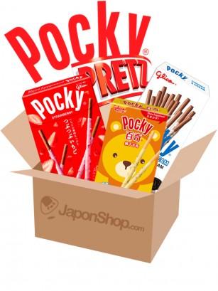 HAPPY TREAT Pocky Caja Sorpresa | Gift
