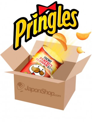 Mystery Surprise Treat Caja Sorpresa Pringles | Pedido GRATIS!