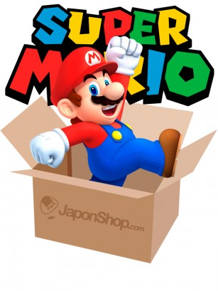 Caja Sorpresa Súper Mario | Pedido GRATIS!