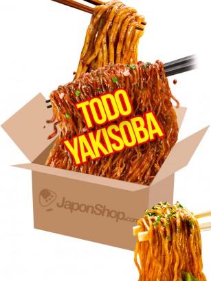 JAPONSHOP TREAT TODO Yakisoba Caja Sorpresa | Pedido GRATIS!