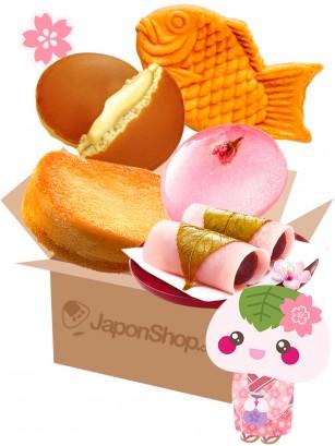 Caja Sorpresa Gift  Dulces Tradicionales Japoneses | Pedido GRATIS!