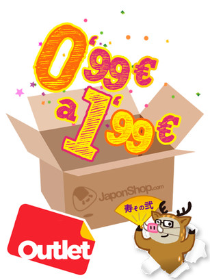 Outlet PackBox Productos de 0,99 € a 1,99 € | Pedido GRATIS!