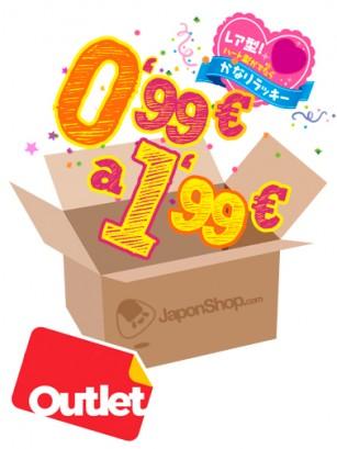 Outlet PackBox Productos de 0,99 € a 1,99 € | Pedido GRATIS!