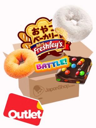 Backery Battle Packbox Outlet | Pedido GRATIS!