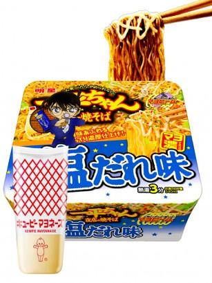 Fideos Yakisoba Shio Matsuri Mayonnaise Koshō | Edición Detective Conan