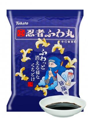 Snack de Palomitas Ninja sabor Umami 60 grs
