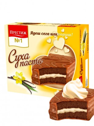 Bizcochos de Chocolate rellenos de Vainilla 300 grs.