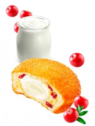 Choco Pie con Crema de Yogur y Arándanos | Unidad 23 grs.