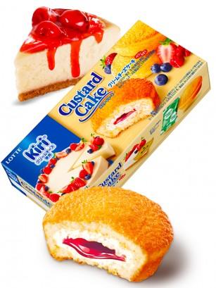 Chocopie Custard Tarta de Queso Kiri 165 grs