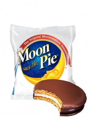 Pastelito Moonpie de Marshmallow y Chocolate 78 grs