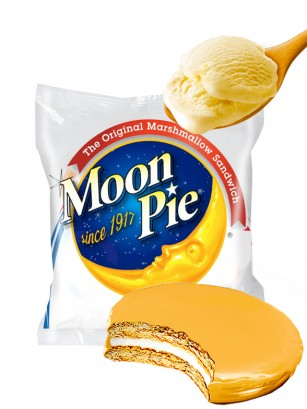 Pastelito Moonpie de Marshmallow y Vainilla 78 grs