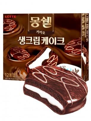 Choco Pie Receta Ganache Cacao Royale | Jumbo Pack 12 Uni.