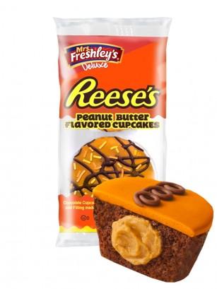 Cupcakes de Chocolate con Mantequilla de Cacahuete Reese's  | 2 Unidades