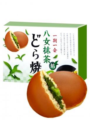 Mini Dorayakis de Crema de Matcha | Pack 160 grs. | Pedido GRATIS!