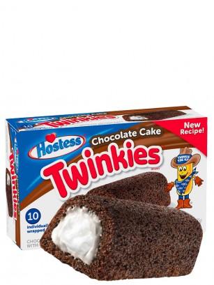 Pasteles Twinkies de Chocolate con relleno de Crema de Vainilla | 10 Unds.