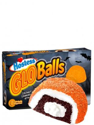 Twinkie GloBalls con Coco, Marshmallow, Chocolate y Crema  | 6 unds. Edición Halloween
