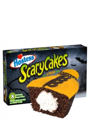 Cupcakes Twinkie ScaryCakes de Chocolate y Crema | 8 Unds. Edic. Halloween