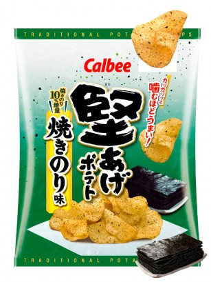 Patatas Calbee con Nori Ariake | 65 grs.