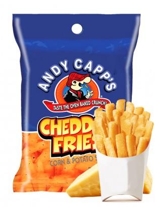 Patatas Fritas Cheddar Fries | Andy Capp's