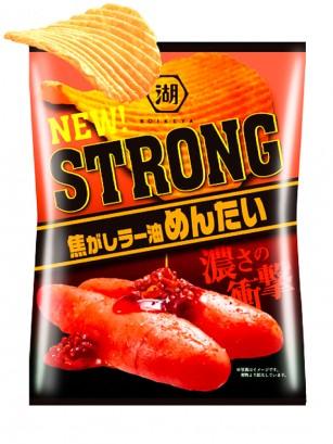 Patatas Fritas Koikeya Strong Chili Mentaiko 52 grs