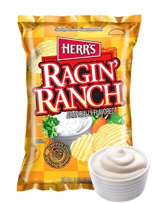 Patatas Onduladas sabor Salsa Ranchera 198 grs | Pedido GRATIS!