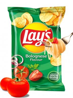 Patatas Lays Sabor Salsa Boloñesa 40 grs