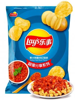 Patatas Lays Xtra Sabor Carne Salsa Boloñesa | Asia Recipe