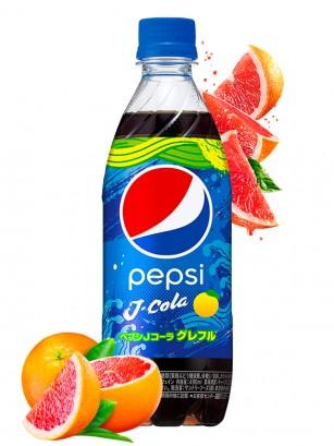 Pepsi Japonesa J-Cola | Sabor Pomelo 490 ml | Pedido GRATIS!