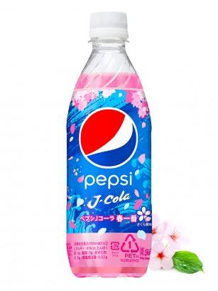 Pepsi Japonesa J-Cola Sakura 490 ml