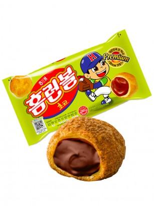 Petisús Coreanos de Mousse de Chocolate con Leche 46 grs.